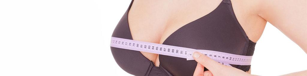 Brustvergrößerung ab 14