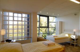 Fettabsaugung Patientenzimmer